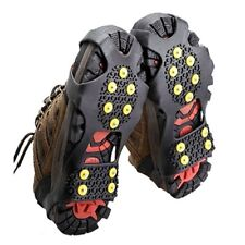 for Shoes Boots Overshoe Anti Slip Ice Snow Grips Spike Crampon Grippers Cleats