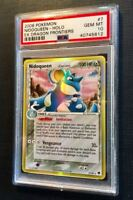 Pokemon Card PSA 10 Nidoqueen Holo - Ex Dragon Frontiers #7/101 Gem Mint