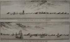 VUE  POINTE NORD EST ISLE ST CATHERINE, VUE ENTREE PORT, BELLIN, 1748, BRESIL