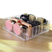 Plastic PS Makeup Organizer Cream Storage Box Clarity Cosmetic Makeup Holder Van