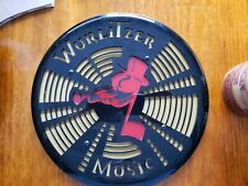 REPRODUCTION WURLITZER JUKEBOX TYPE 4004 WALL SPEAKER GRILLE ASSEMBLY