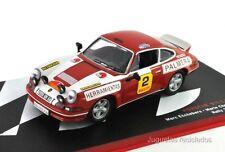 1/43 PORSCHE 911 CARRERA RS ETCHEBERS RALLY VIRAJES 1974  IXO ALTAYA DIECAST