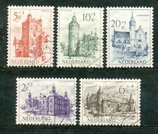 Nederland  568 - 572 gebruikt