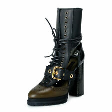 """Burberry Women's """"WESTMARSH"""" Cut-Out Ankle Boots Shoes US 11 IT 41"""