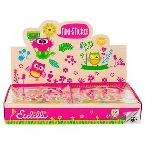 EULILLI Mini-Sticker Aufkleber