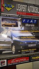 Revue Technique Expert Automobile Fiat Marea 96.