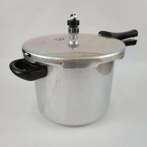 TTK Prestige Mantra  5 QT Stainless Steel Pressure Cooker