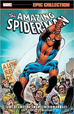 Amazing Spider-Man Epic Collection: The Secret of the Petrified Tablet, Buscema,