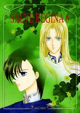 Gundam Wing ENGLISH Translated Doujinshi Comic Heero x Relena Salve Regina 6