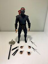 GameStop NECA movie TMNT Ninja Foot Soldier loose