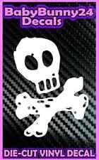 ALL TIME LOW Skull Crossbones Band Laptop Truck Car Decal Vinyl Sticker Rock