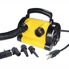 AIRHEAD Kwik Tek 120V Air Pump for ALL Tubes Towables Beach Toys Multi-Tip NEW