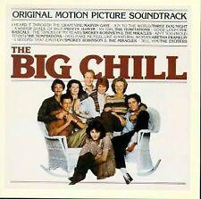 Big Chill - Original Soundtrack (CD Motown) 14 Tracks - Marvin Gaye, Rascals