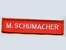 FORMULA ONE RACING 1998 TEAM FERRARI F300 DRIVER νeΙ©®⚙ NAME TAPE: M. SCHUMACHER
