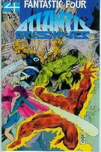 Fantastic Four: Atlantis Rising # 1 (of 2)  (USA, 1995)
