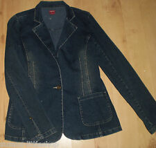 NIKITA Trendy BLUE JEAN JACKET Size 12