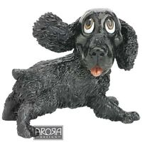 Little Paws Jarvis the Cocker Spaniel Dog Figurine Ornament