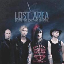 Destroying Something Beautiful von Lost Area (2012)