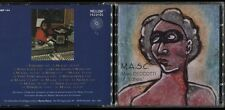 CD MARC CECCOTTI /EDHELS - M.A.S.C. 1993 MELLOW RECORDS ITALY