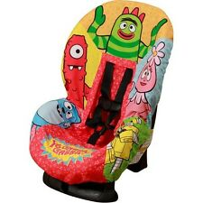 Yo Gabba Gabba Car Seat Cover - New! Free Shipping!