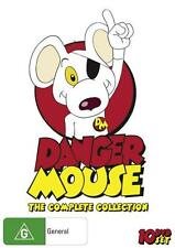 DANGER MOUSE - THE COMPLETE COLLECTION - 10 DVD SET - NEW / SEALED
