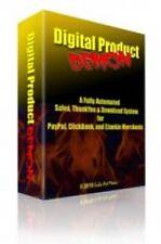 Digital Products Manager Wordpress Plugin