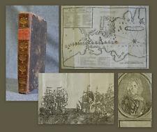 1788 Rio de Janeiro Brazil PRST augmentés de son éloge DUGUAY-trouin