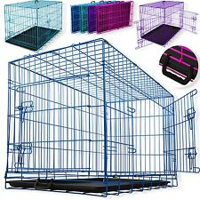 Lovpet® Auto Hundetransportbox Hundebox Transportbox Hundekäfig Gitterbox Hund
