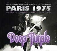 DEEP PURPLE - LIVE IN PARIS 1975  CD  HARD ROCK  CONCERT  NEU