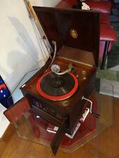 Odeon - Grammofono d'Epoca a Manovella -