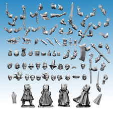 Frostgrave Wizards II Single Sprue