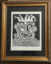 Pablo Picasso Hand Signed Lithograph Published 1966
