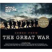 V/A: SONGS FROM THE GREAT WAR 2014 3CD set  Nostalgia, laughter,& tears from BBC