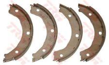 GS8726 TRW Brake Shoe Set, parking brake Rear Axle