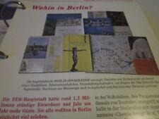 Das war die DDR Alltag Urlaub Freizeit Wohin in Berlin