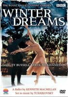 Winter Dreams/Out of Line: The Royal Ballet Covent Garden DVD (2009) Kenneth