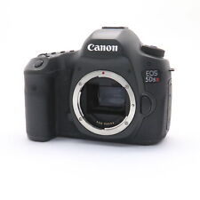 Canon EOS 5DsR Body shutter count 16000 shots