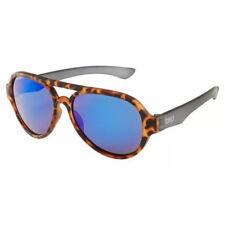 Gafas de sol de hombre rojo de plástico, de 100% UVA & UVB