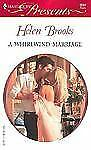 A WHIRLWIND MARRIAGE, Brooks, Helen, Good Condition, Book