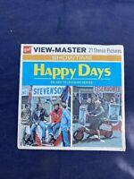 1974 VINTAGE HAPPY DAYS GAF VIEW-MASTER 3 REELS 21 PICTURES