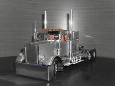 Polished Aluminum material 1/25 1/24 Peterbilt Kenworth Mack Autocar Revell AMT