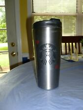 Starbucks Mug 16 oz Stainless Steel Queen of Hearts