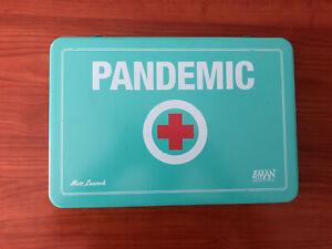 Asmodee Pandemic 10th Anniversario - Con Miniature Colorate!