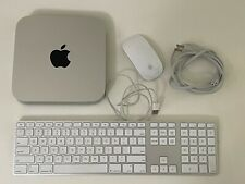 Apple Mac mini A1347 Desktop - MD387LL/A (2012) with magic mouse 2 and keyboard