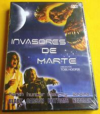 INVASORES DE MARTE Invaders From Mars - Tobe Hooper - English Español DVD R ALL