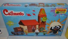 CALIMERO UNICO PLUS Building Toy THE MILL made in Italy 2014 sealed