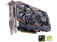 GIGABYTE GeForce GTX 1060 DirectX 12 GV-N1060WF2OC-