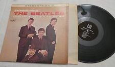 LP, Introducing the Beatles, Vee Jay SR 1062, Stereo, Black Label, VG++