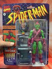 Spider-Man Marvel Legends Retro Collection Marvel's GREEN GOBLIN ~ *IN HAND*
