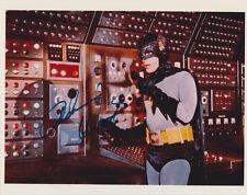Adam West Batman In-person signed 8X10 photo